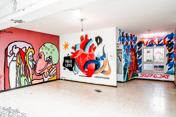 8phases+KEOR+Jessica Moritz מתוך מוזיאון פופ אפ תל אביב, קרדיט צילום גילי לוינסון