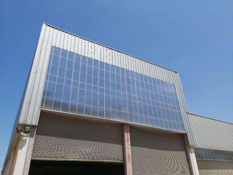 חשיפה לתאורה טבעית במפעל ארדן, צילום: יח