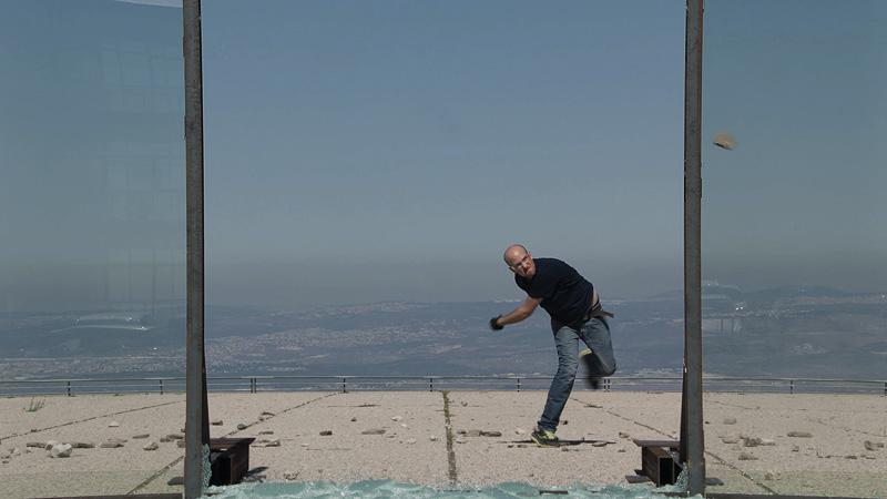 Avner Pinchover - Riot Glass, Photo: Misha Kaminsky