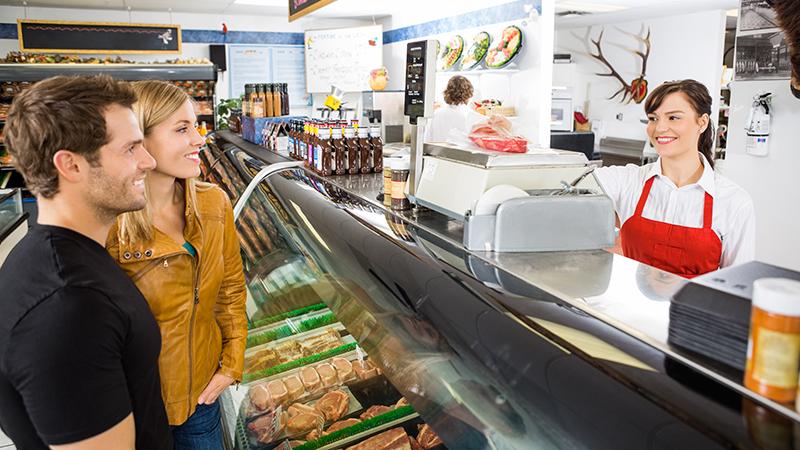 הפחתת התפשטות מחלות זיהומיות בסופרמרקטים, צילום באדיבות פלרם
