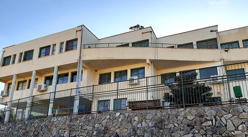 בית ספר מקיף, פקיעין, צילום: אדריכל נתי רותם