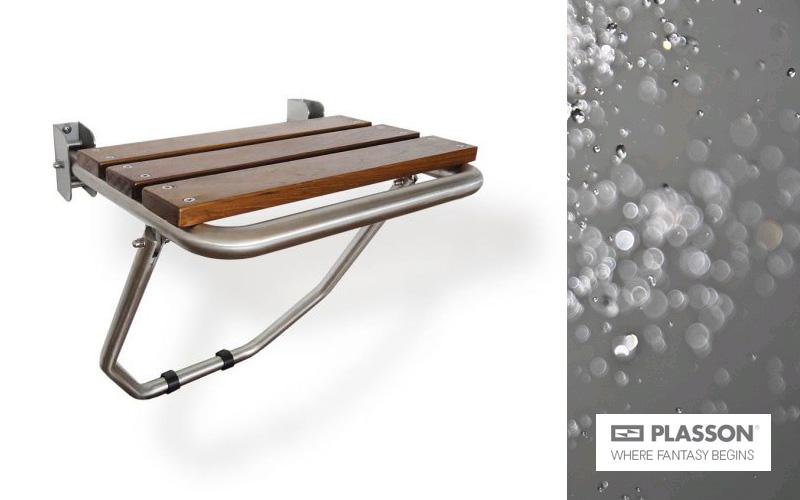כיסא מתקפללמקלחת בית פלסאון, צילום: פלסאון יח