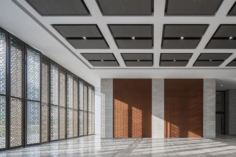 Detail entrance lobby© CreatAR_Images