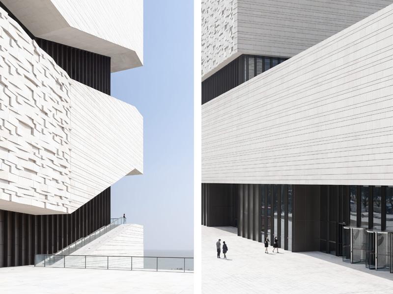 הכניסה הראשית למוזיאון- © CreatAR_Images