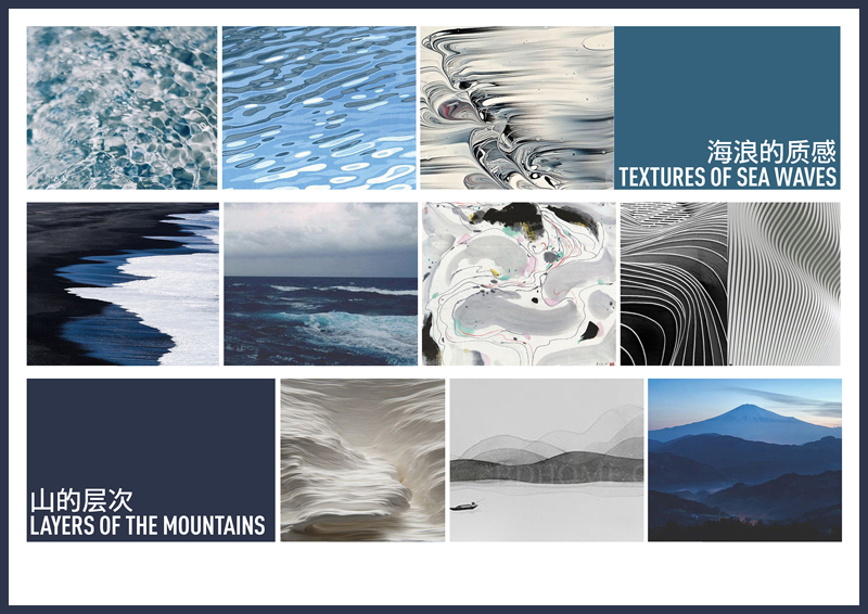 השראה והצבעוניות לקוחים מהים וההרים המקיפים את הפרוייקט, דימוי: SPARK