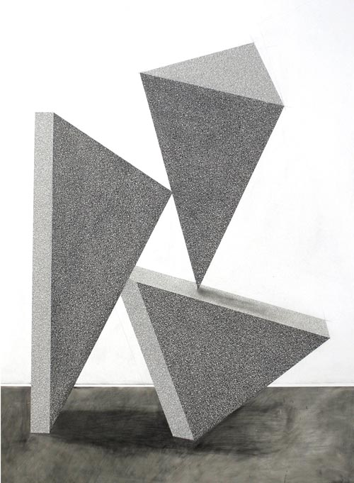 נעמה רוט - stone sculpture 2017, באדיבות יח