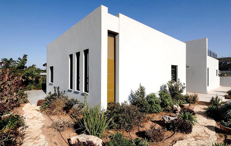 BL HOUSE, במושב עין ורד. צילום באדיבות: לבן אדריכלים