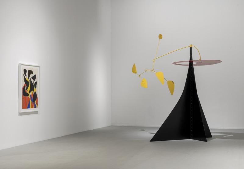 Calder-Great Yellow Sun @Elad Sarig