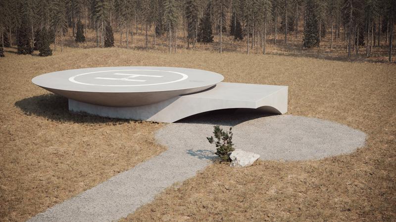 אדריכלות, תדמית וקונספט מאת סטודיו מקנו