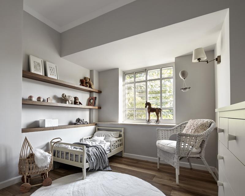 חדר ילדים, צילום: שי גיל - צילום אדריכלות