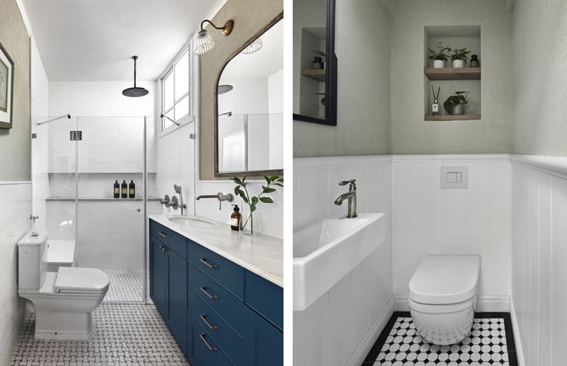 חדרי שירותים, צילום: שי גיל - צילום אדריכלות