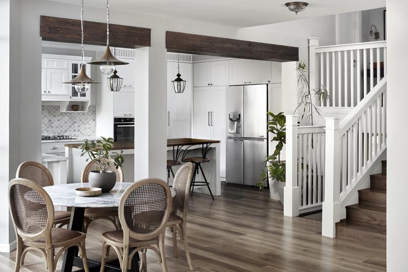 מבט לכיוון המטבח, צילום: שי גיל - צילום אדריכלות