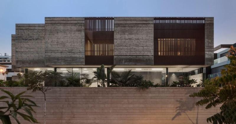 אדריכלות דן והילה ישראלביץ- קרדיט צילום: עודד סמדר