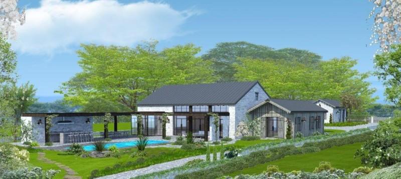 הדמיית בית חוה- קרדיט פרנקל אדריכלות ועיצוב פנים