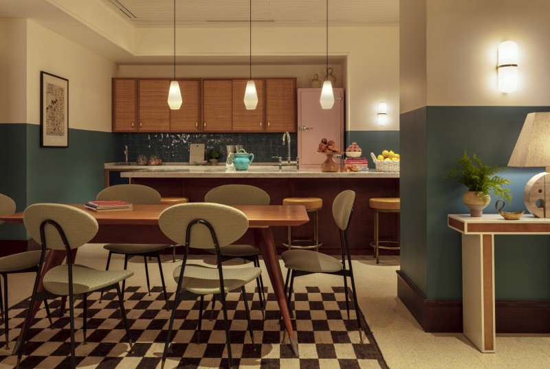 Hoxton Rome, Credit Photography by The Hoxton & Heiko Prigge