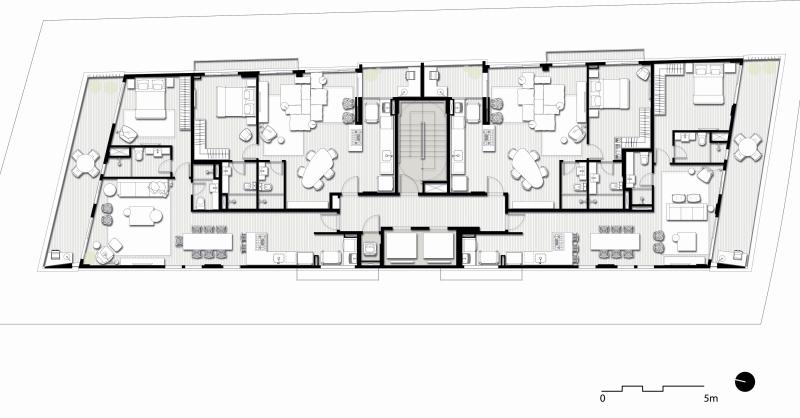 Gávea Contemporâneo,Plan Credit: Cité Arquitetura