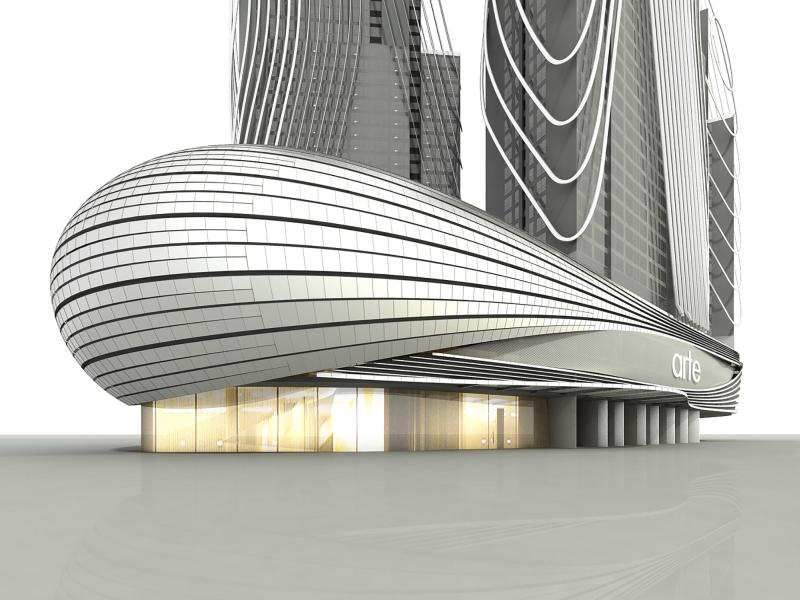 Arté Mont Kiara. Photo Credit: SPARK Architects