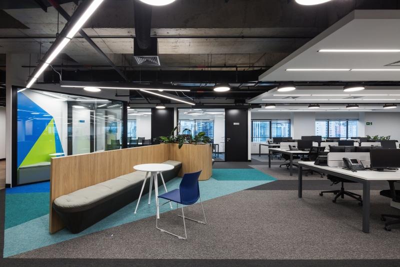 Studio BR Arquitetura ,Chep Logistics. Photo Credit: André Scarpa