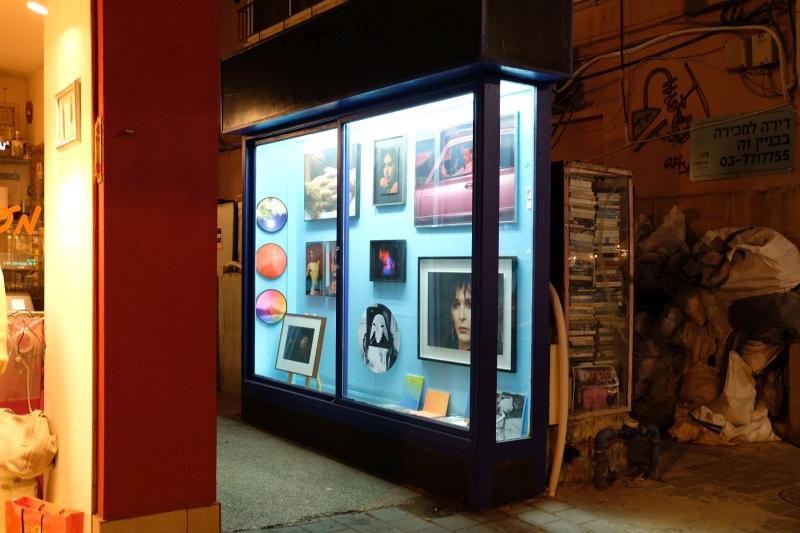 פרויקט הוויטרינה ברחוב דיזינגוף 154 תל אביב, קרדיט: יחצ