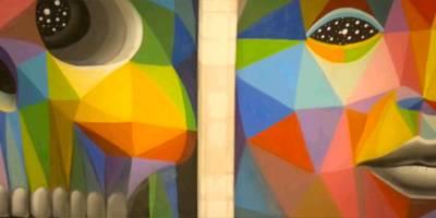הכנסיה שהפכה לסקייטפארק מכוסה ביצירות אמנות רחוב- השראה יומית