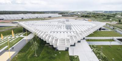 עולם הספורט - מטה הספורט המפורסם בעולם של חברת אדידס -פרוייקט חול