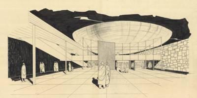 תבנית, אדם - מבחר מעבודותיו של האדריכל נחום זולוטוב