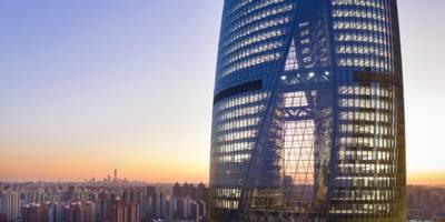 האטריום הגבוה בעולם תוכנן על ידי זאהה חדיד אדריכלים