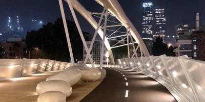 גשר שדרות יהודית- ביצרון נפתח היום לשימוש הציבור הרחב
