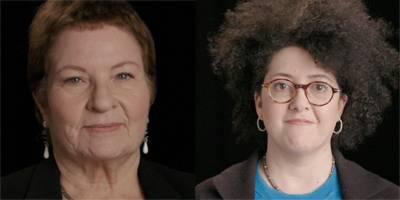 זוכות פרס רפפורט לאמנים ישראלים 2020-  דרורה דומיני והילה טוני נבוק