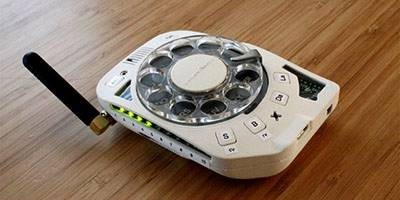 Open Source Rotary Cellphone- English Version