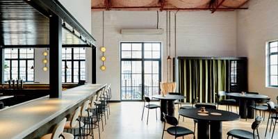 המסעדה הראשונה בעולם שמעוצבת באידיאולוגית Zero Waste - אפס פסולת | פרוייקט חול