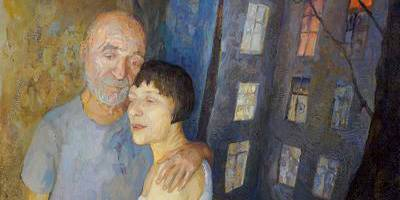 התפר שבין שירה לציור