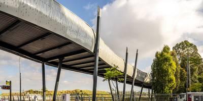 גשר הגדורה - מעל העמקים ומעבר למים | חשיפת פרוייקטים