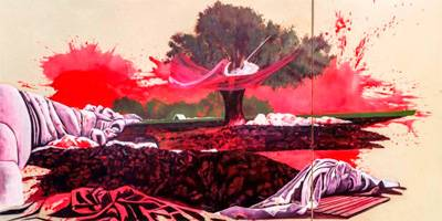 הדרך לעין חרוד - מסע עכשווי על פי ספרו של עמוס קינן, בתערוכה חדשה