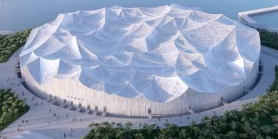 עיצוב קונספט לבית האופרה של שאנזן | פרוייקט חול