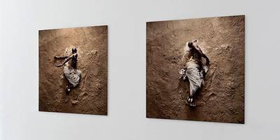 האישי הוא הפוליטי בתערוכתו של אמן דרום אפריקאי