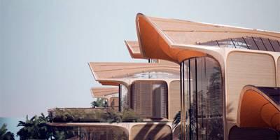 זאהה חדיד אדריכלים  חושפים פלטפורמה אדריכלית דיגיטלית ליצירת בתים בהונדורס