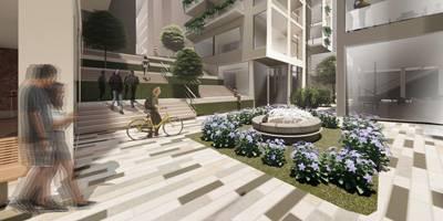 תערוכה ווירטואלית לבוגרי בית הספר לארכיטקטורה באוניברסיטת אריאל