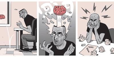 חליפת משבצות - הקומיקס הישראלי מביט פנימה