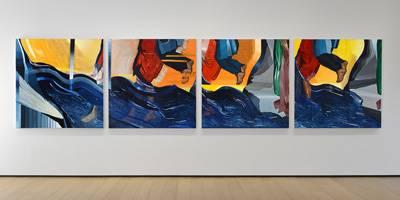 תערוכת יחיד ראשונה לאמן אורן אליאב תוצג באיטליה