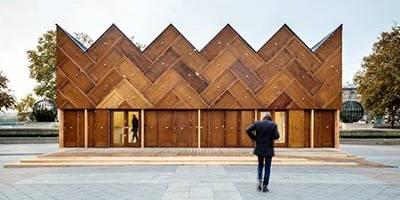 ארכיטקטורה / אורבניזם - כנס מקוון עם האדריכלי הצרפתי ניקולה דלון