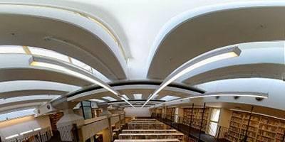 סיור וירטואלי בספריית שער ציון - בית אריאלה