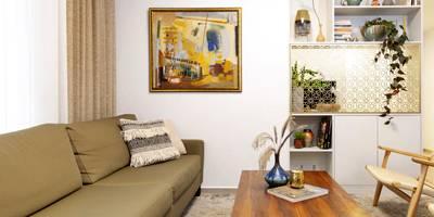 עיצוב דירת גן משפחתית | מדור חשיפת מעצבים
