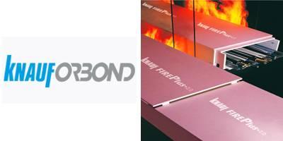 לוח גבס חדשני מבית אורבונד מציע הגנות אש מתקדמות
