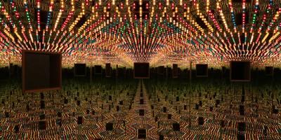 תערוכה של האמנית היפנית יאיוי קוסאמה תוצג במוזיאון תל אביב
