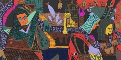 תערוכת יחיד של סמארט וויט בגלריית ברוורמן