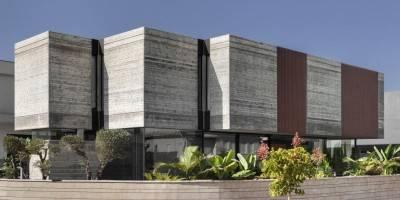 בית הבטון II חשיפת אדריכלים