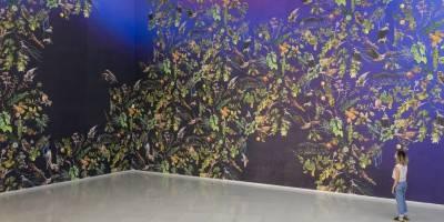 Plan[e]t - צמחים חושבים,תערוכה בגלריה האוניברסיטאית באוניברסיטת תל אביב