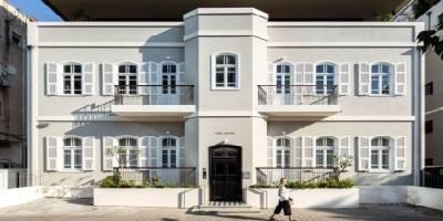 בתים מבפנים - אירוע האדריכלות בתל אביב