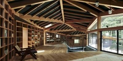 Phase Dance בית עץ ביפן I פרוייקט חול